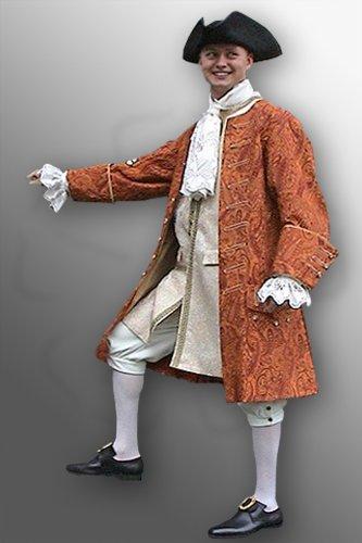 Historische Kostuums uit de tijd van Charles Dickens op maat.