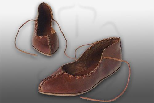 Chaussures D'or Femmes Du Moyen Age 3D1wHX0x